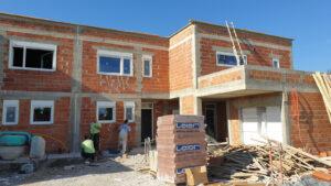 ugradnja PVC stolarije na kući 2